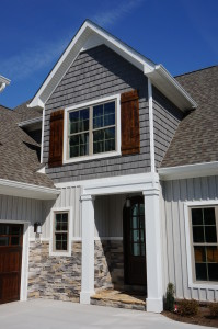 Knoxville Shake Siding