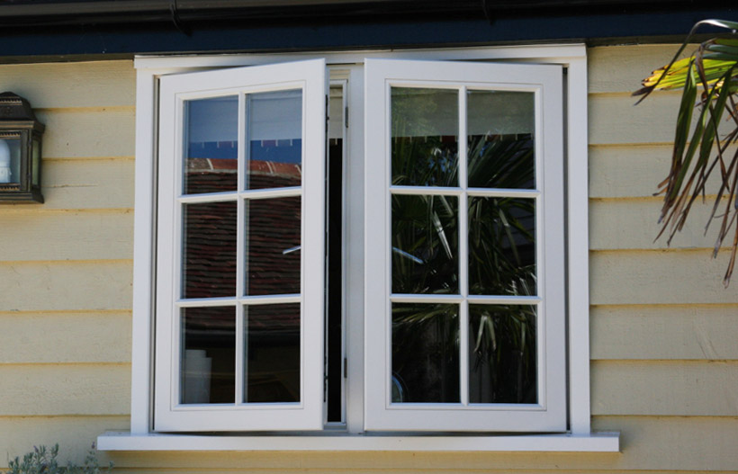 Knoxville casement windows north knox siding and windows for Double casement windows