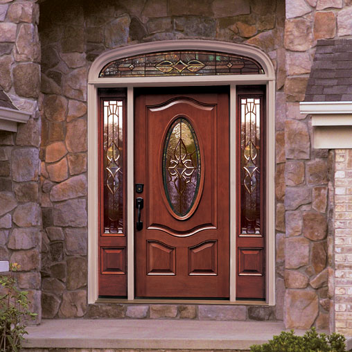Knoxville entry doors north knox siding and windows for Outside doors for homes