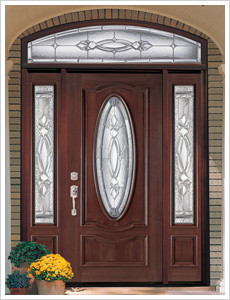 Knoxville Entry Door 6