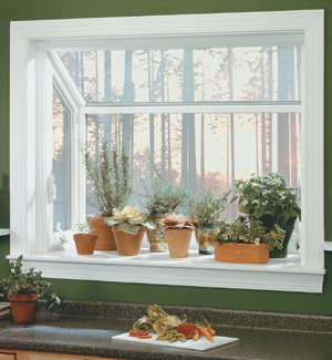 Knoxville garden windows north knox siding and windows - How to hang plants in front of windows ...