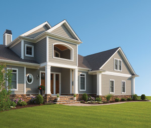 Knoxville PVC Siding - Knoxville Celect Siding 2