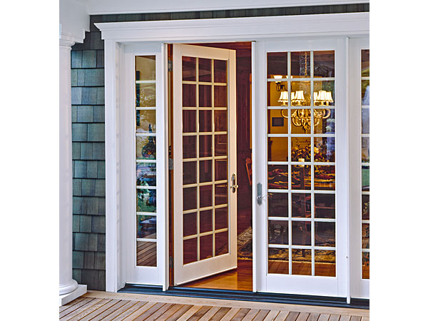 Knoxville patio doors north knox siding and windows for Replacement french doors