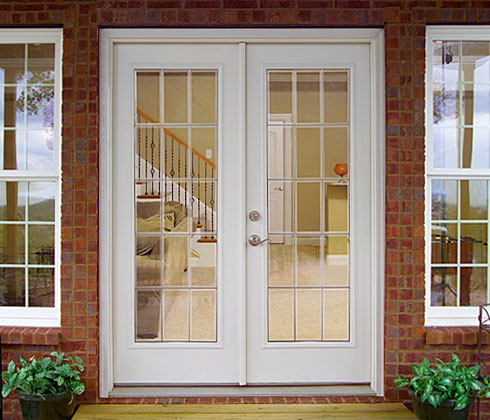 Knoxville patio doors north knox siding and windows for 8 foot exterior french doors