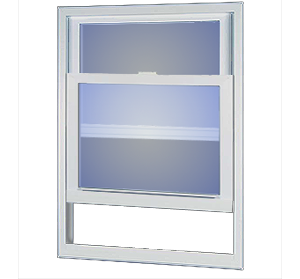 North Knox Single Hung Window