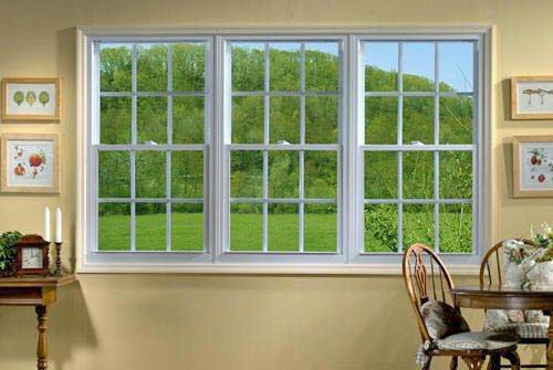 large double hung windows double stacked knoxville double hung windows doublehung north knox siding and